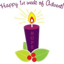 1st week hope