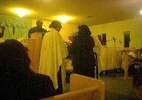 Senior Associate Pastor Charles